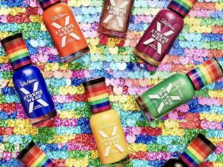Sally Hansen x GLAAD Pride Collection