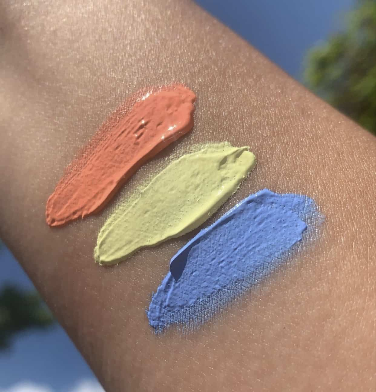 PLouise Baseic Cosmetic Base Summer Collection
