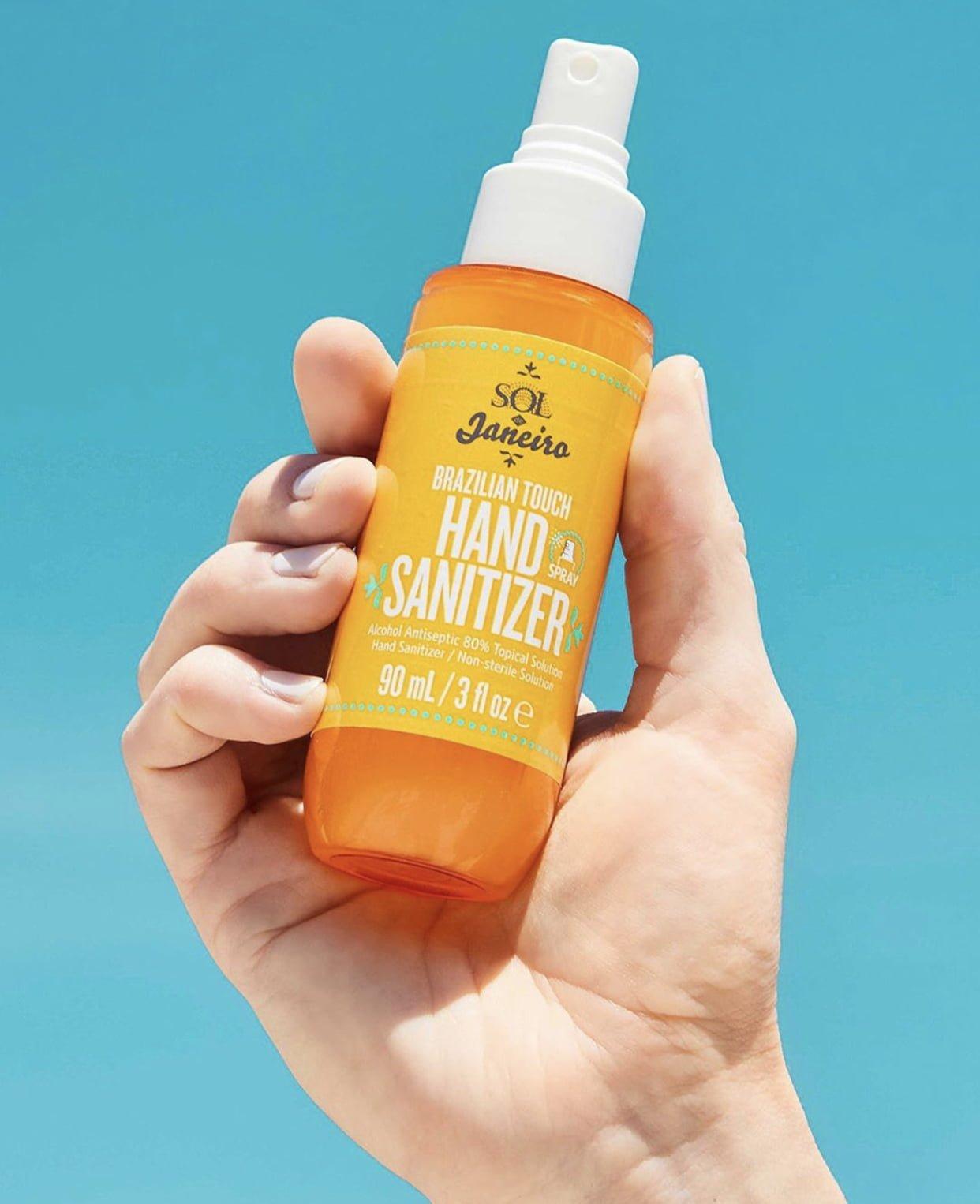 Sol de Janeiro Brazilian Touch Hand Sanitizer