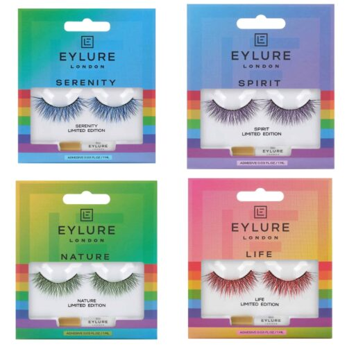 Eylure Festival Rainbow Lash Collection