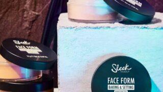 Sleek MakeUP Face Form Baking and Setting Powder