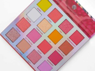 BH Cosmetics Weekend Vibes Mimosa Palette