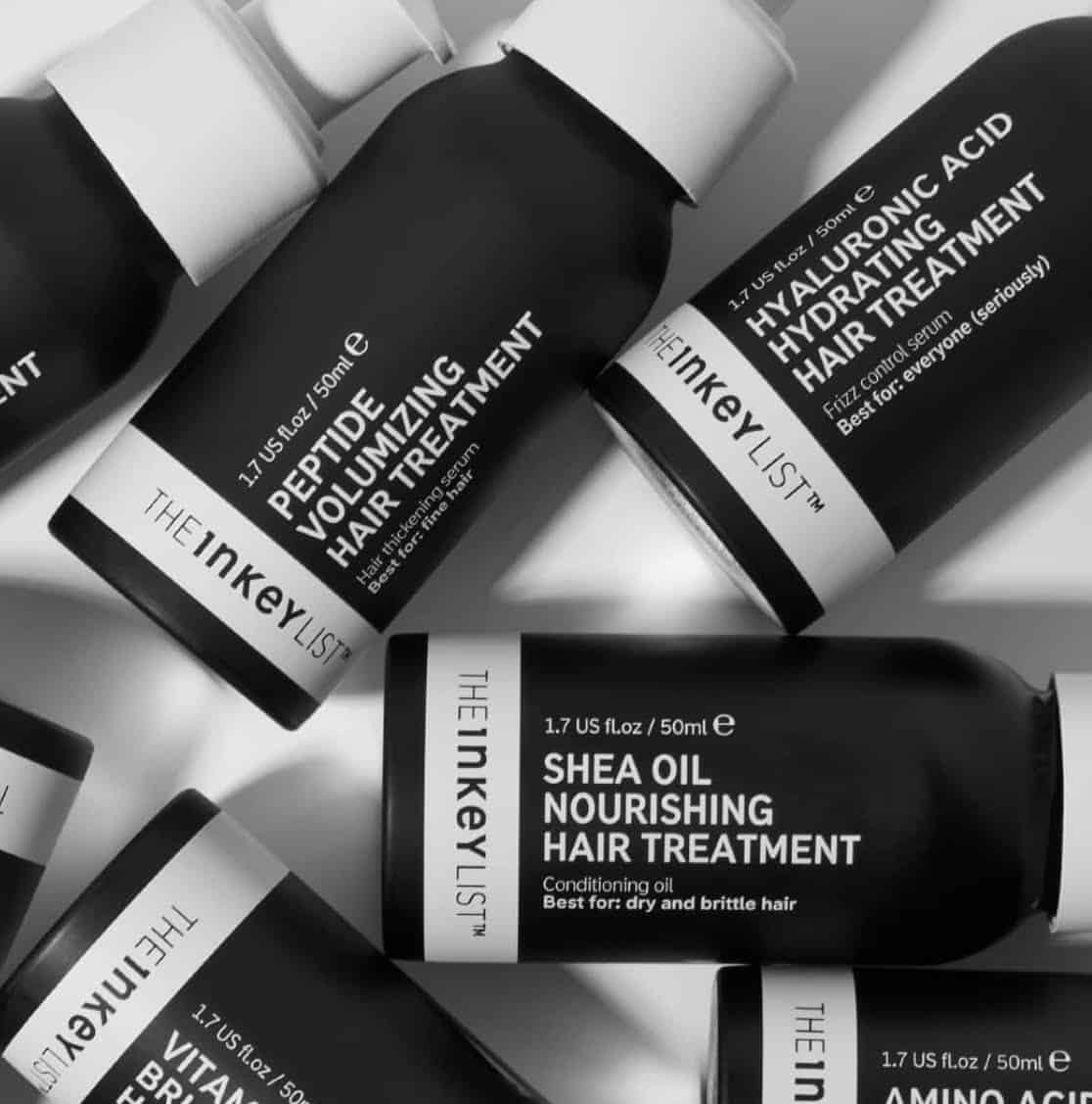 The Inkey List Haircare Collection Launch!