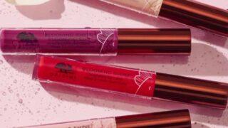 Origins Blooming Shine Nourishing Lip Glaze