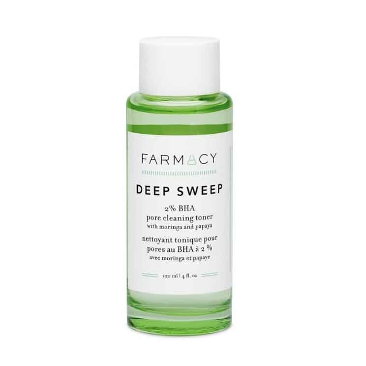 Farmacy Beauty Deep Sweep 2% BHA Pore Cleaning Toner