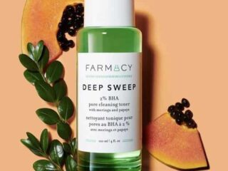 Farmacy Beauty Deep Sweep 2% BHA Pore Cleaning Toner