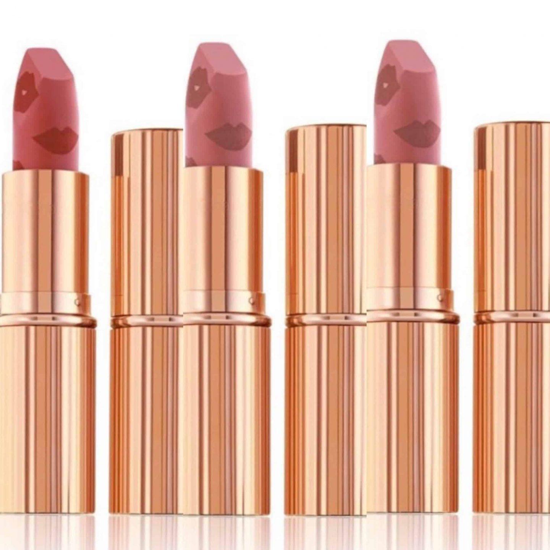 Charlotte Tilbury Bridal Lipstick New Collection