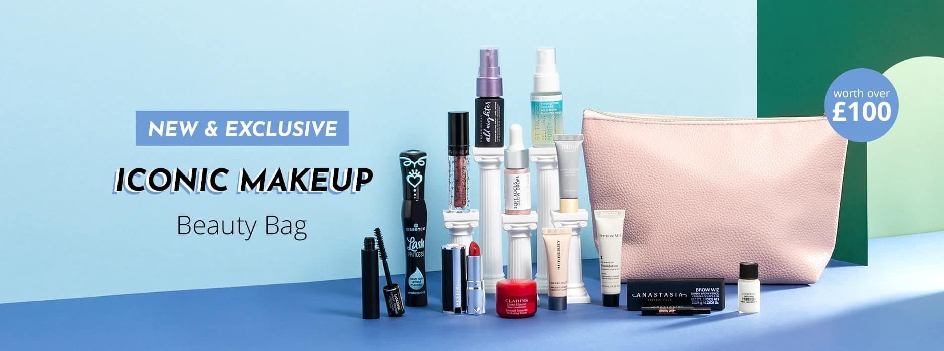 Feelunique Iconic Makeup Beauty Bag GWP June 2020