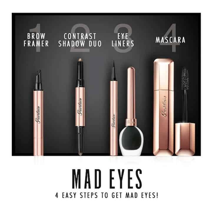 Guerlain Mad Eyes Collection