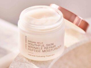 Josie Maran Youthful Skin Wrinkle Repair Peptide Moisturizer