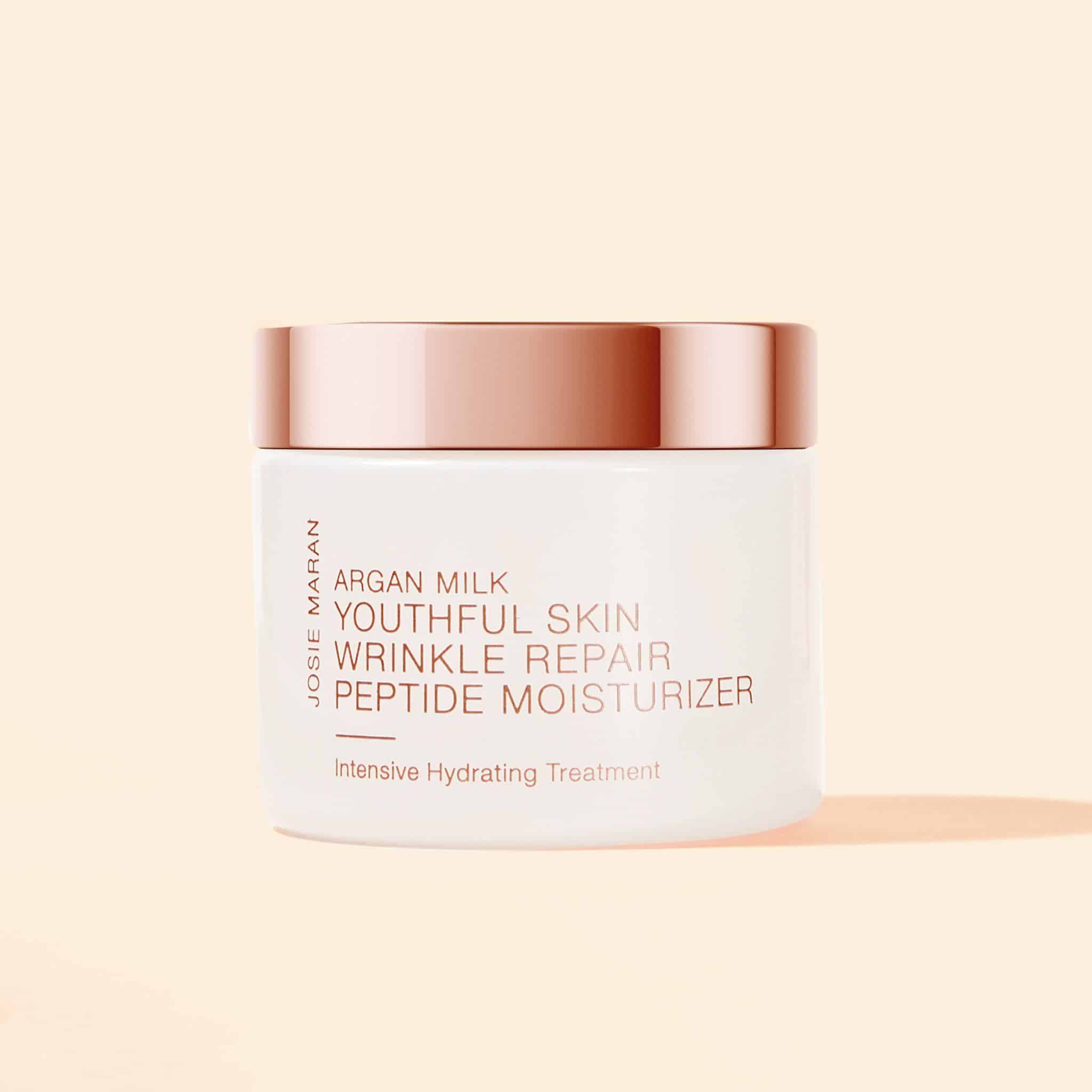 Josie Maran Youthful Skin Wrinkle Repair Peptide Moisturizer