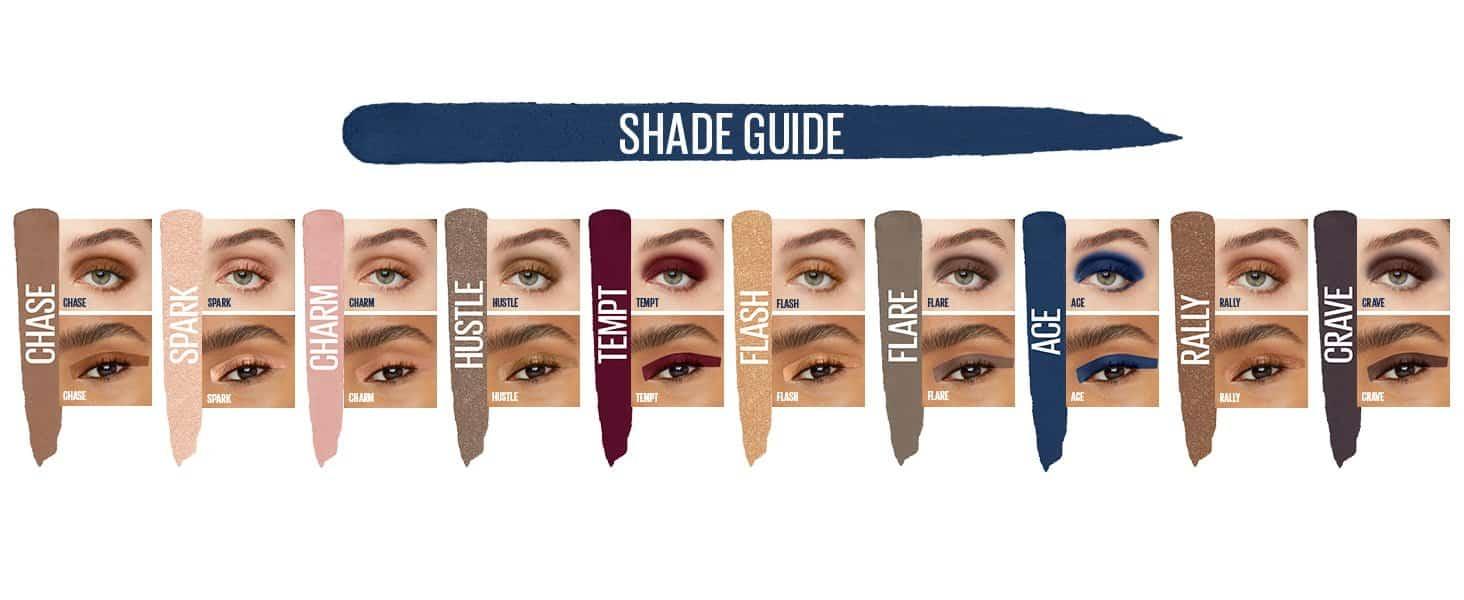 Maybelline Color Strike Eyeshadow Pen