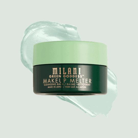 Milani Green Goddess Makeup Melter Cleansing Balm