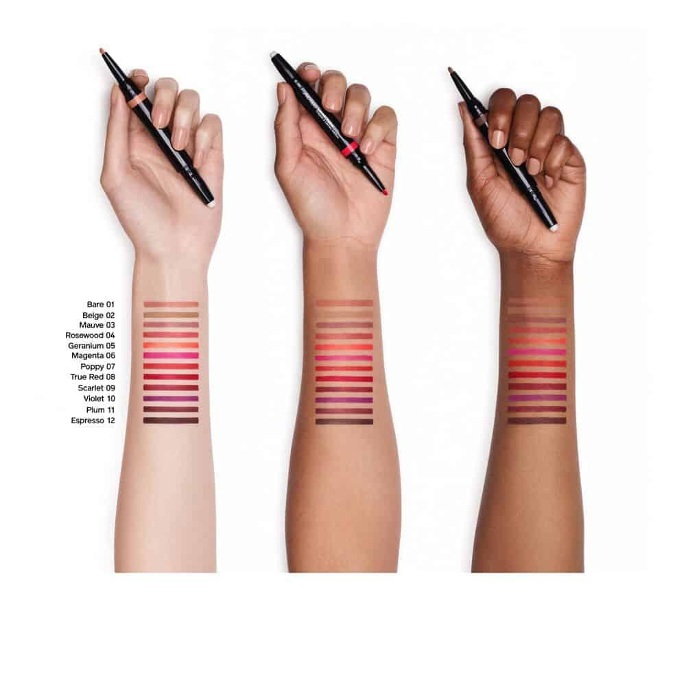 Shiseido LipLiner Ink Duo Prime and Line