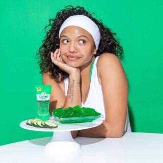 Yes to Cucumbers Cooling Jelly Mask