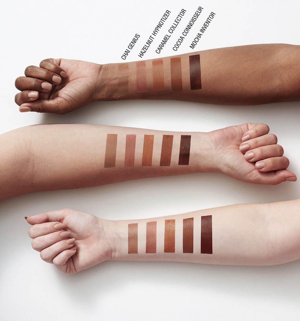 Maybelline Coffee Edition SuperStay Matte Ink Collection 1