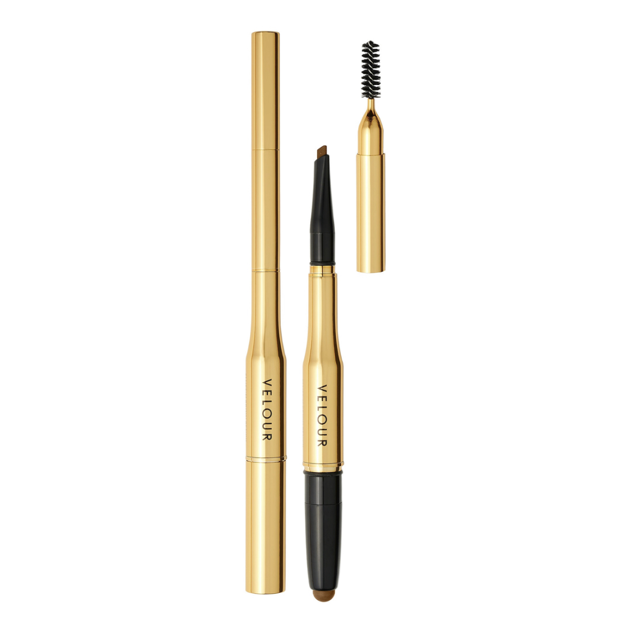 Velour Fluff 'n Brow 3-in-1 Brow Pencil and Balm
