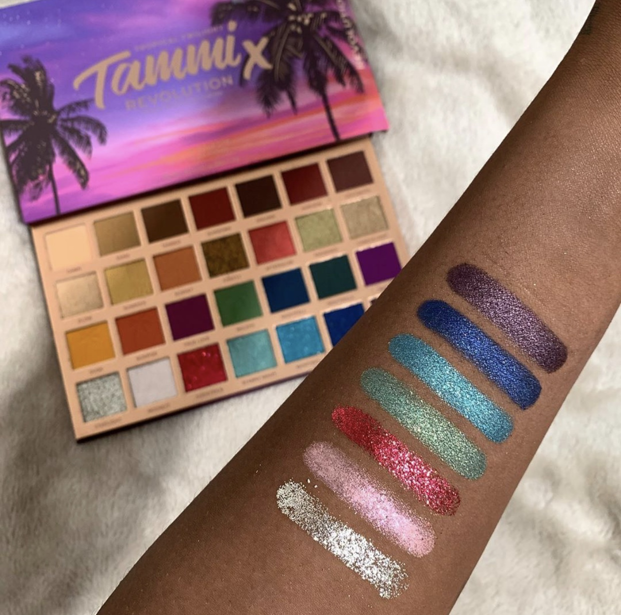 Revolution Tammi Tropical Twilight Collection Reveal!