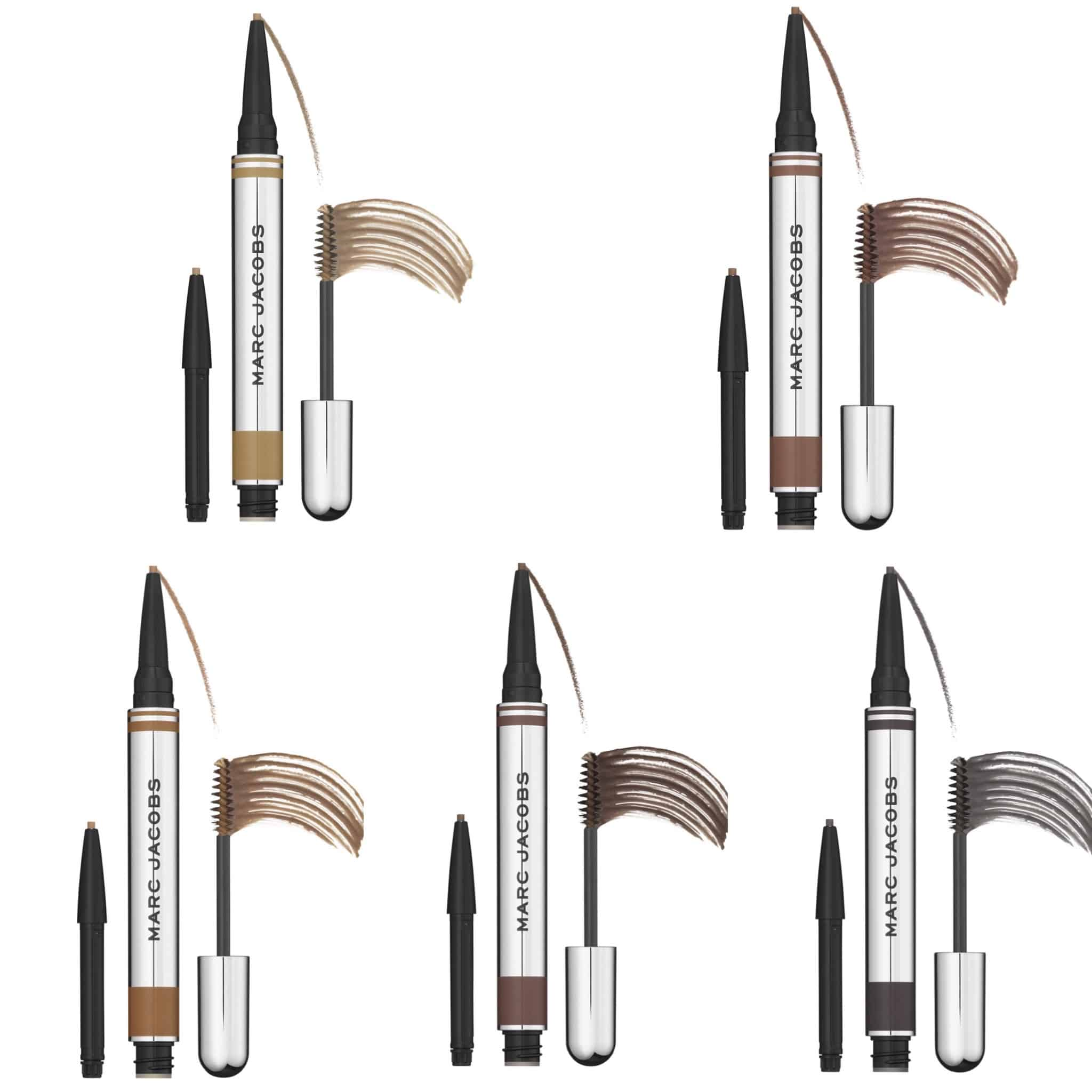 Marc Jacobs Brow Wow Duo Brow Powder Pencil and Tinted Gel