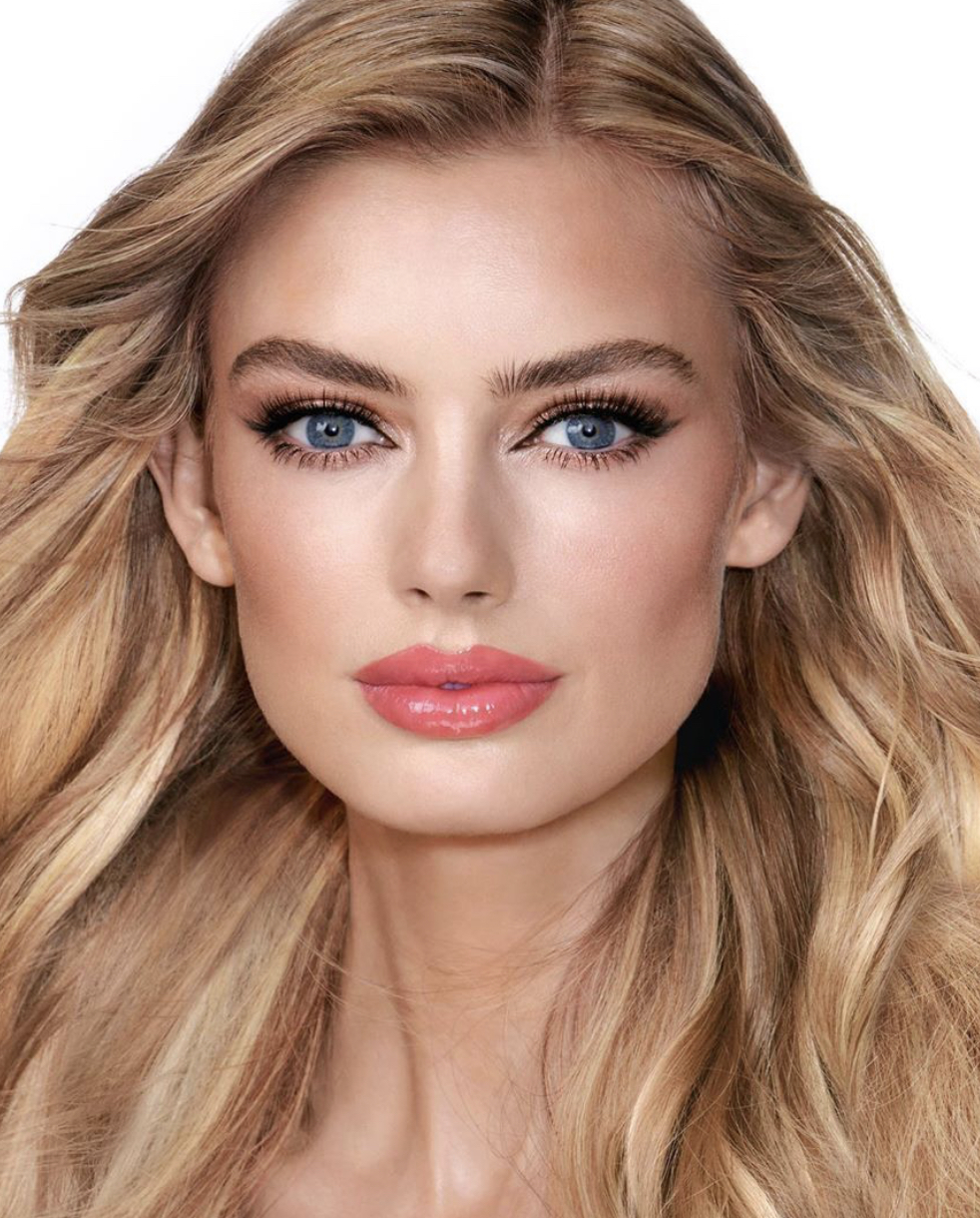 Charlotte Tilbury The Supermodel Look
