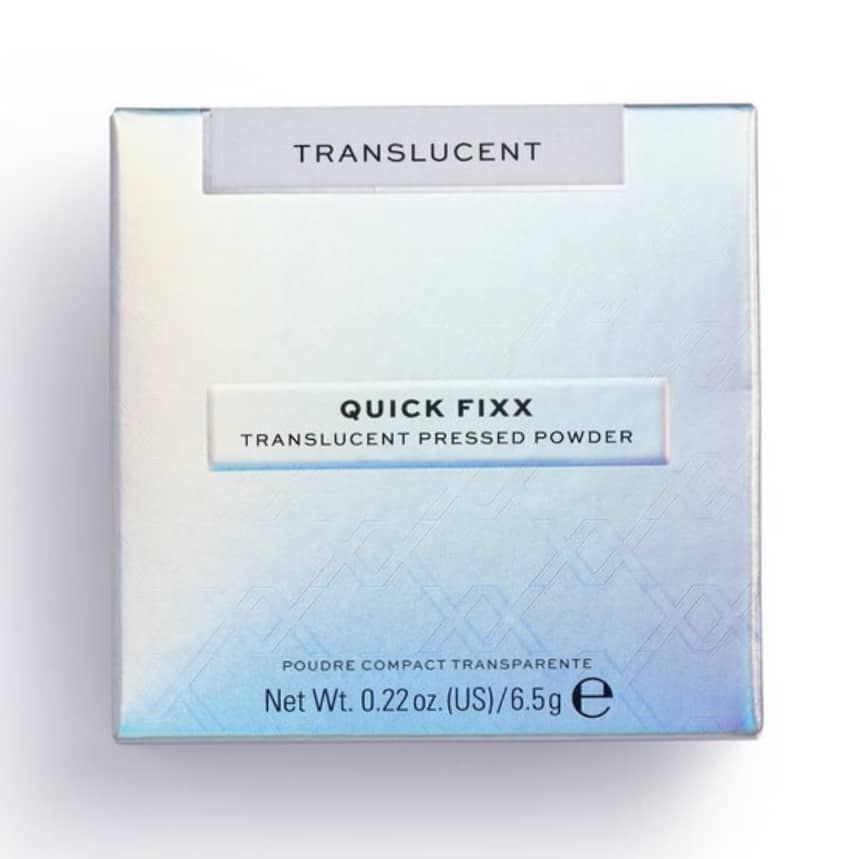 XX Revolution Quick Fixx Translucent Setting Powder