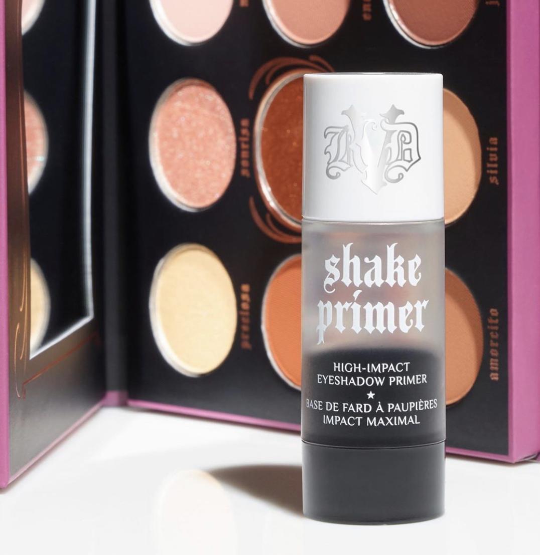 KVD Vegan Beauty Shake Primer High Impact Eyeshadow Primer