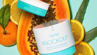 Tarte Knockout Brightening Gel Moisturizer