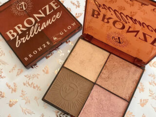 W7 Bronze Brilliance Bronze and Glow Palette