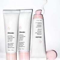 Glossier Priming Moisturizer Balance Oil Control Gel Cream