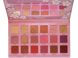 Violet Voss Sakura Eyeshadow Palette