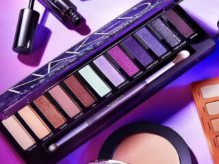 Urban Decay Naked Ultraviolet Eyeshadow Palette