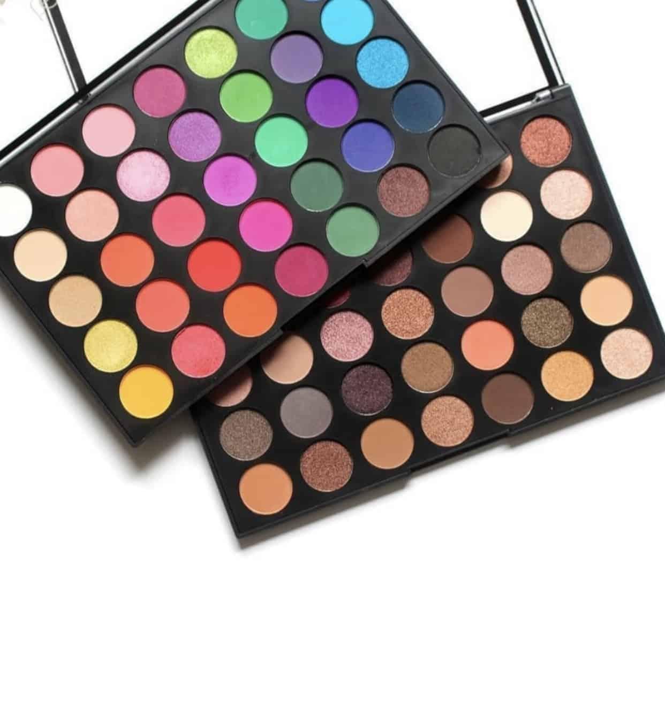 Technic 35 Pressed Pigment Palettes - Ibiza and Paris