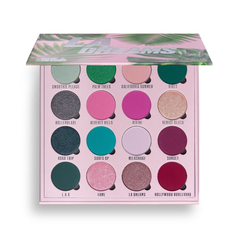 Makeup Obsession LA Dreams Eyeshadow Palette