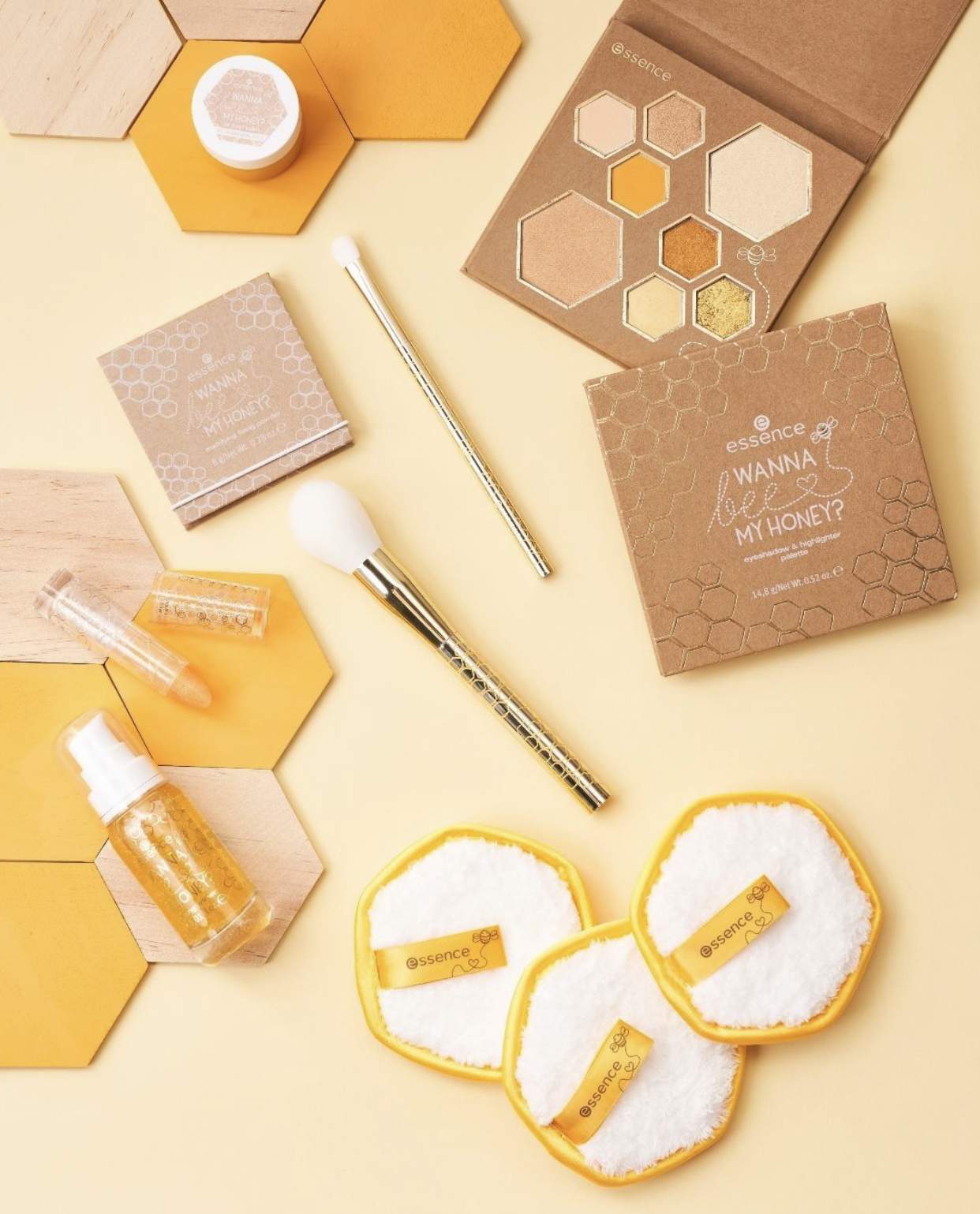 Essence Wanna Bee My Honey Collection June 2020