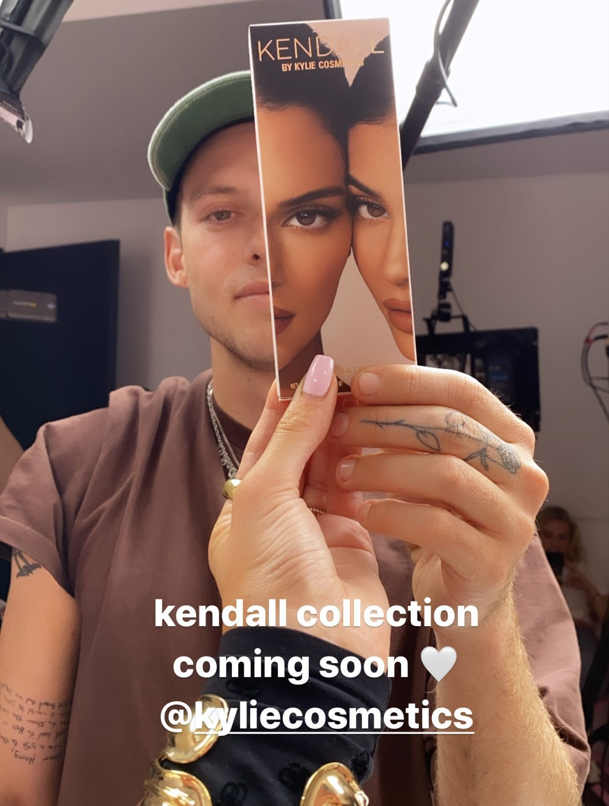 Kylie Cosmetics Kendall Collection
