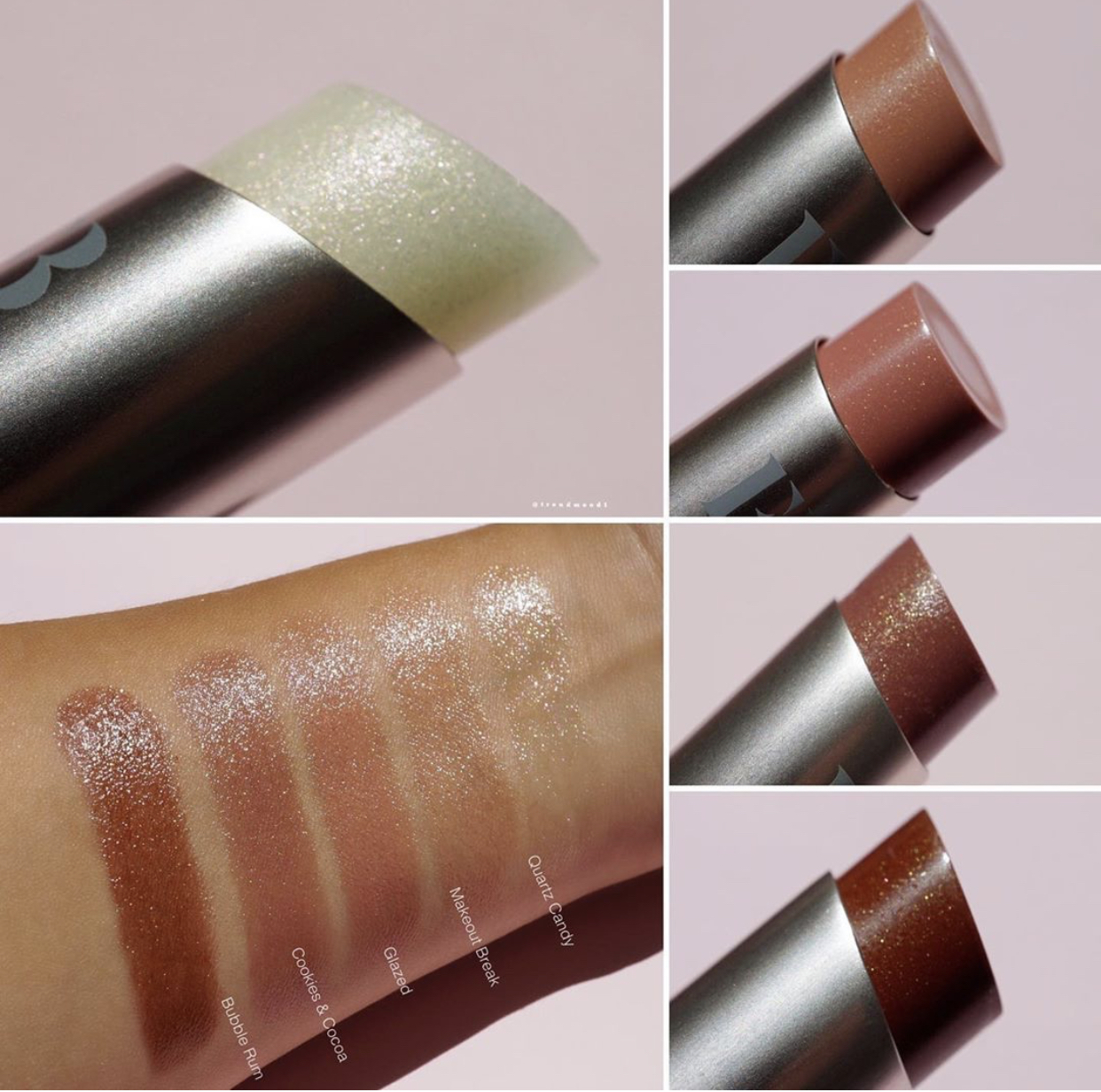 Fenty Beauty Slip Shine Sheer Shiny Lipstick Collection