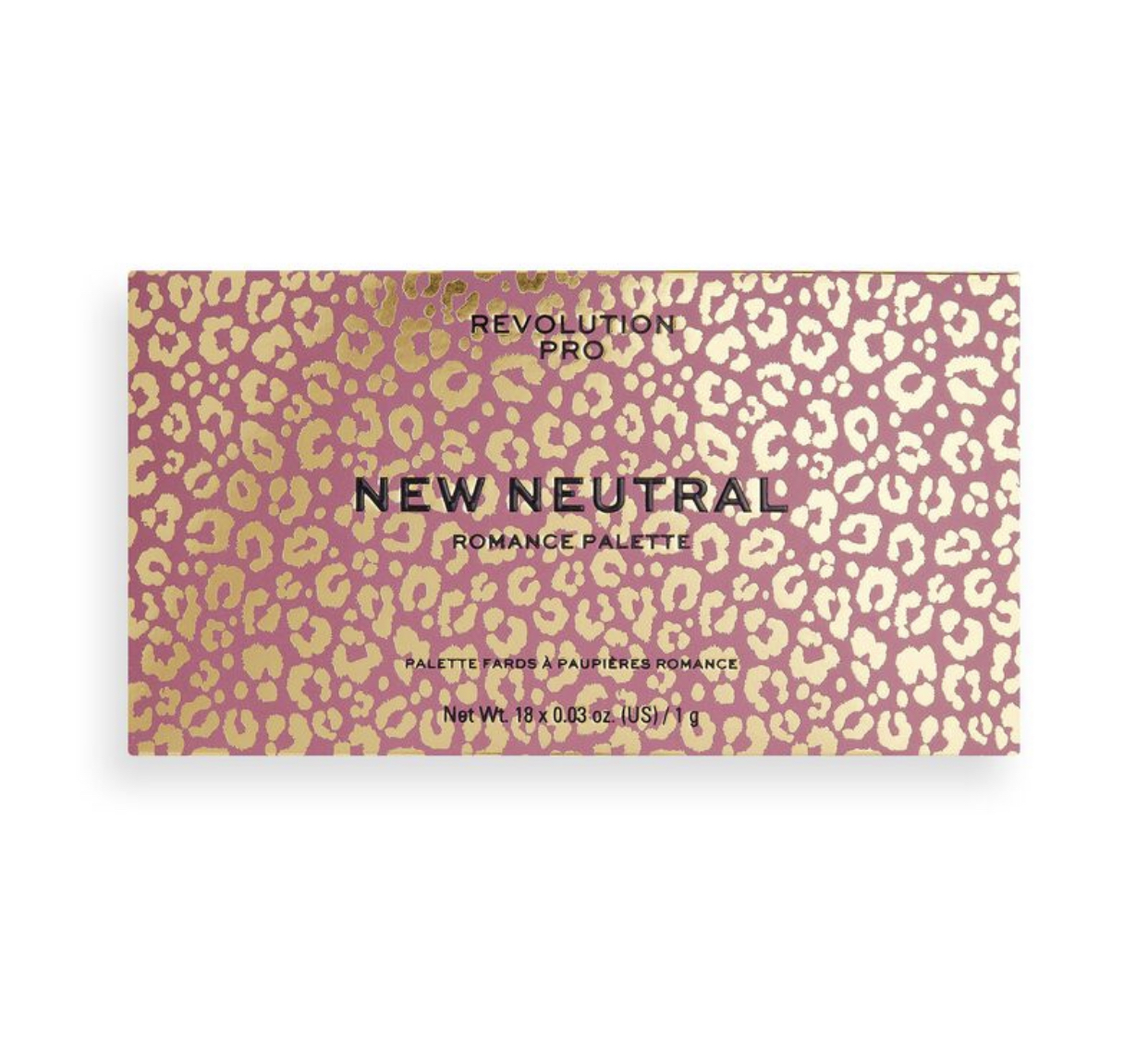 Revolution Pro Romance New Neutral Eyeshadow Palette
