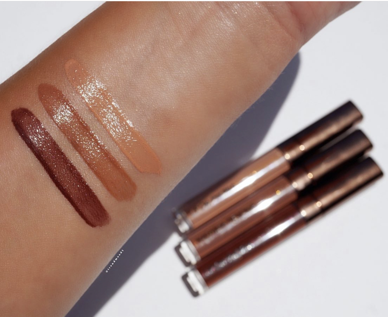 Natasha Denona Bronze Lip-Oh Phoria Gloss & Balm Collection