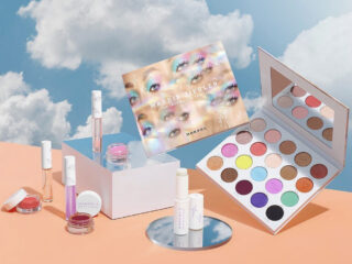 Morphe x Maddie Ziegler The Imagination Collection