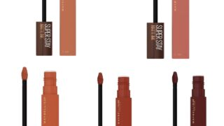 Maybelline Coffee Edition SuperStay Matte Ink Collection