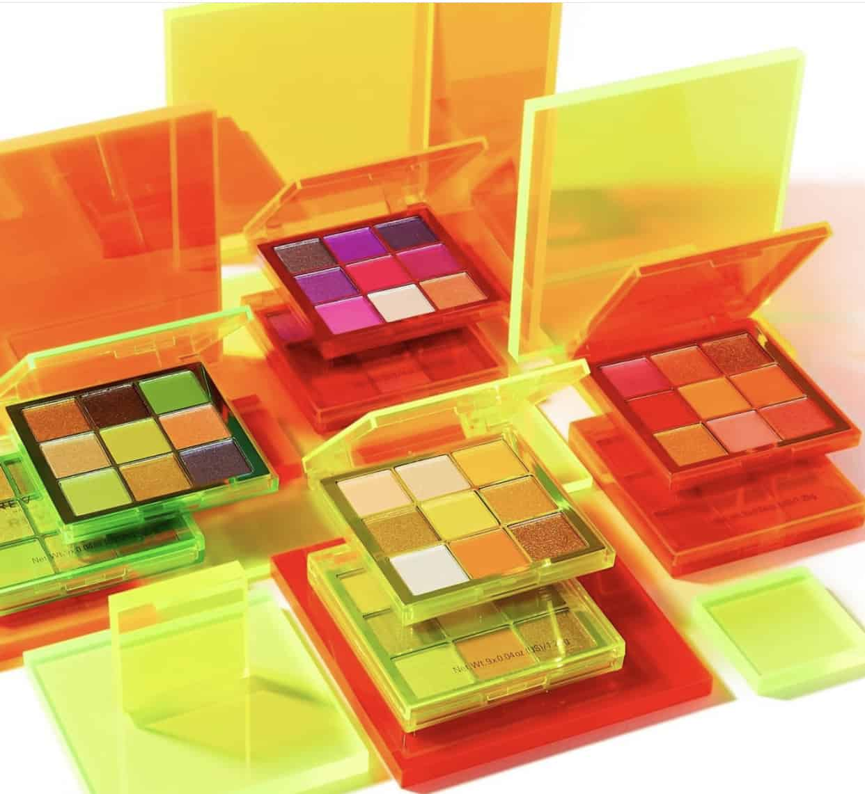 Revolution Viva Neon Palette Collection