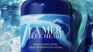 Creme De La Mer Blue Heart Moisturizing Cream