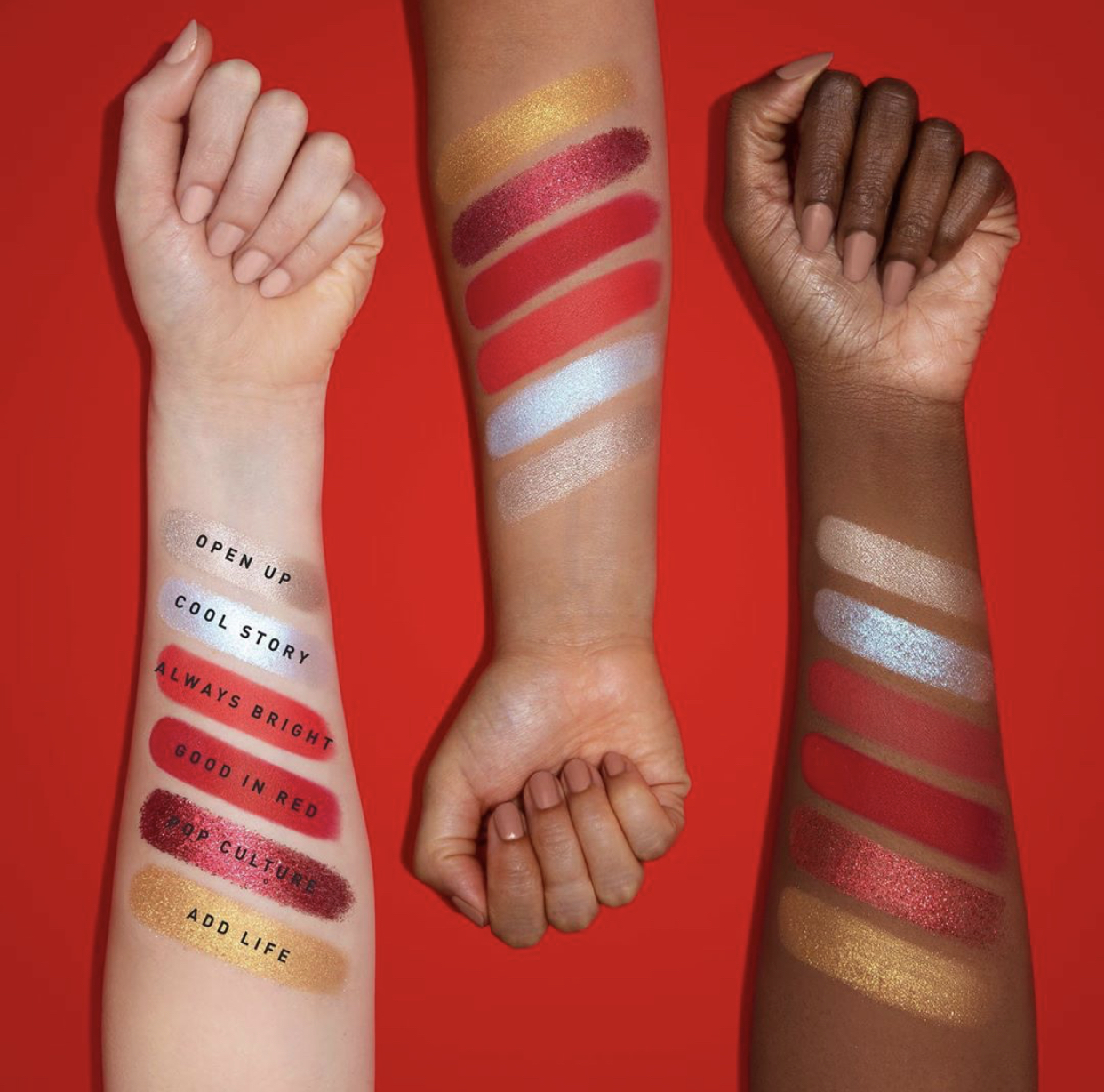 Morphe x Coca Cola Thirst For Life Collaboration