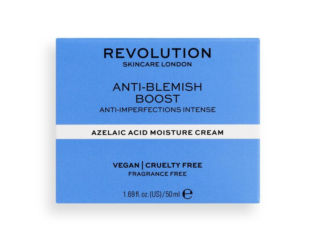 Revolution Skincare Anti Blemish Boost Azelaic Acid Moisture Cream