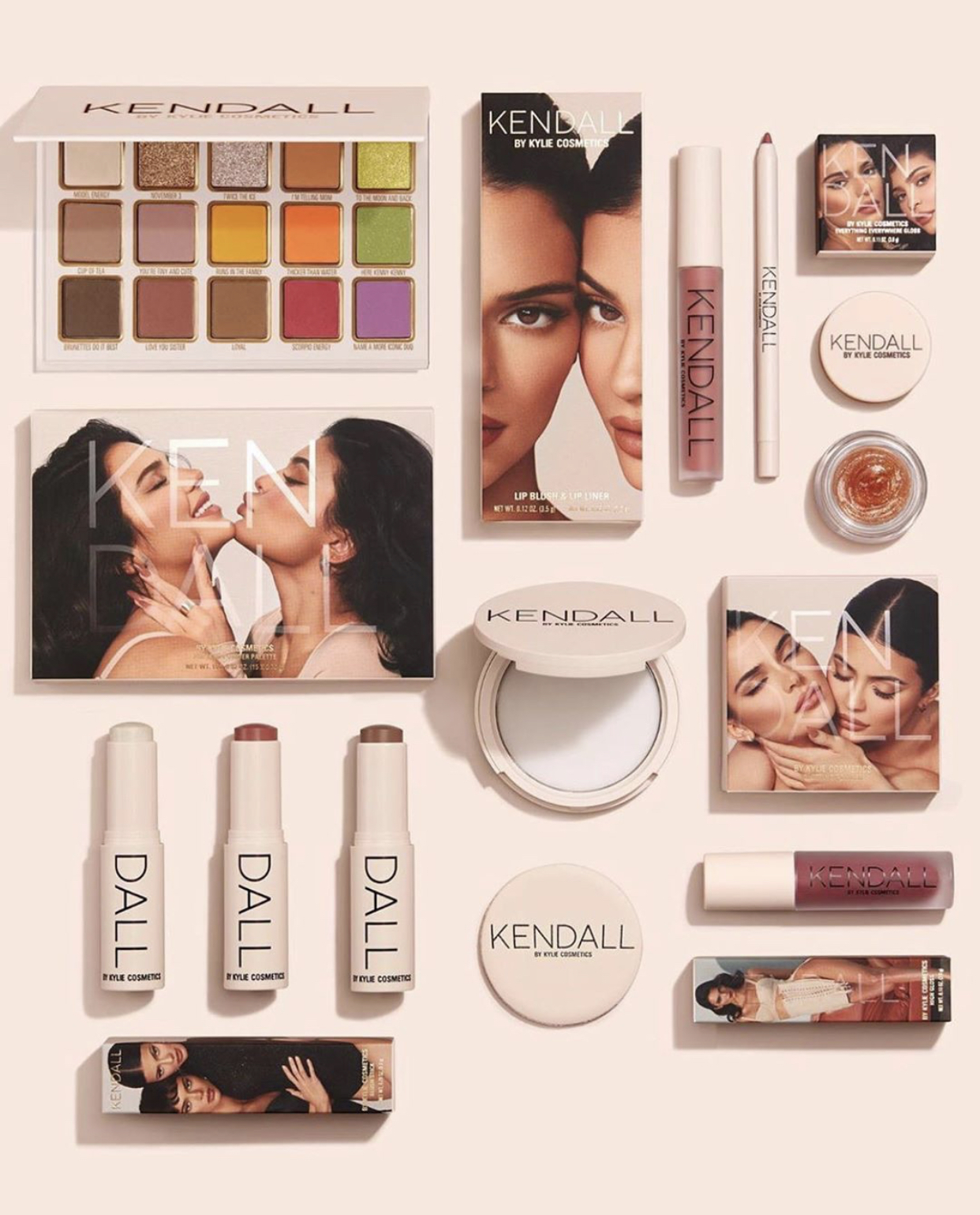 Kylie Cosmetics Kendall Collection | Kendall By Kylie Cosmetics