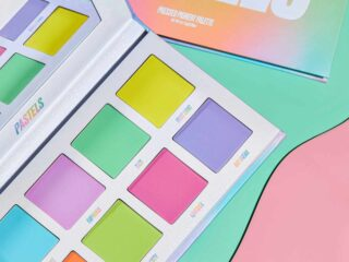By Beauty Bay The Pastels Palette