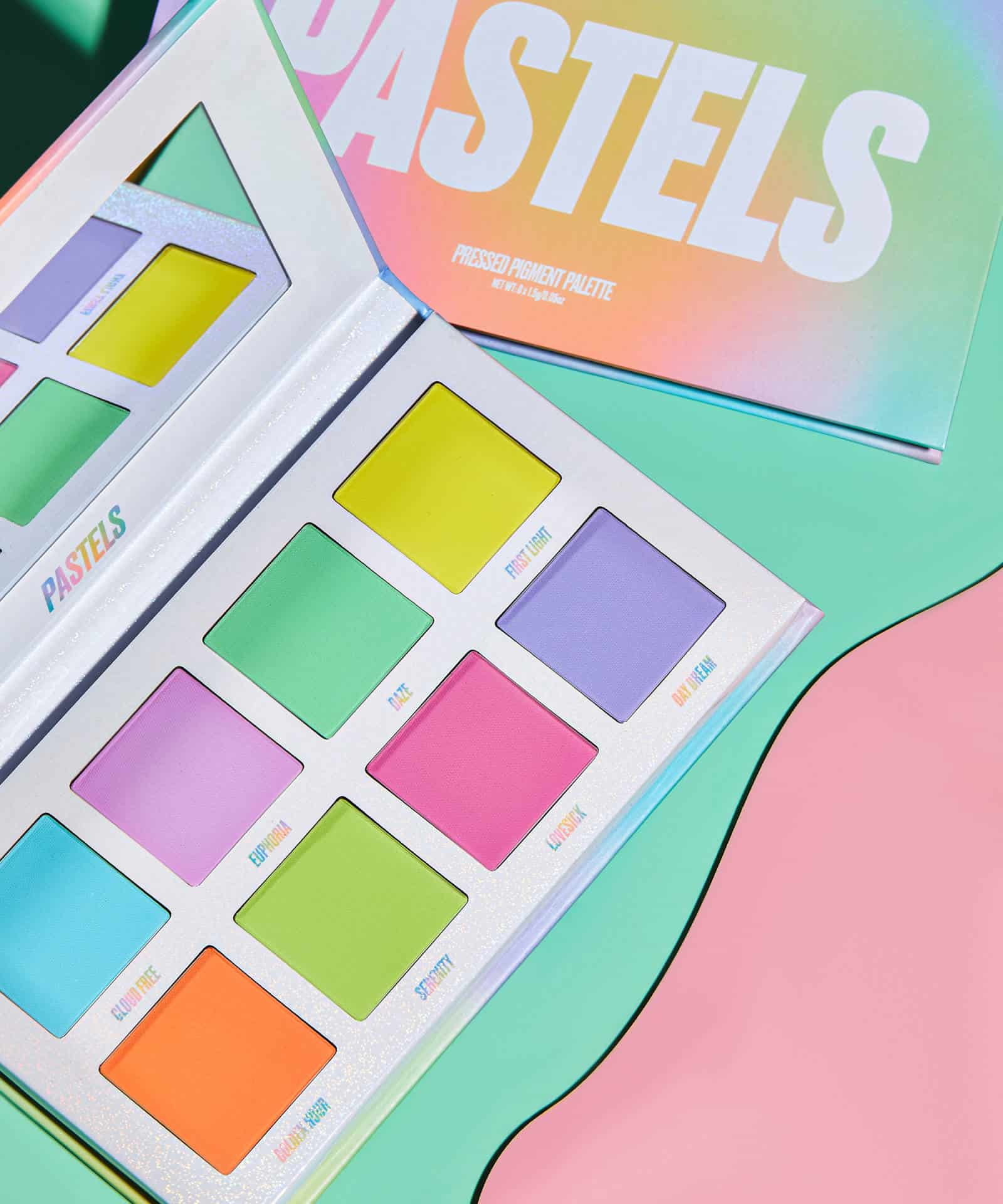 By Beauty Bay The Pastels Palette