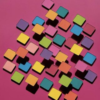 Inglot Neon Freedom System Eyeshadow Collection