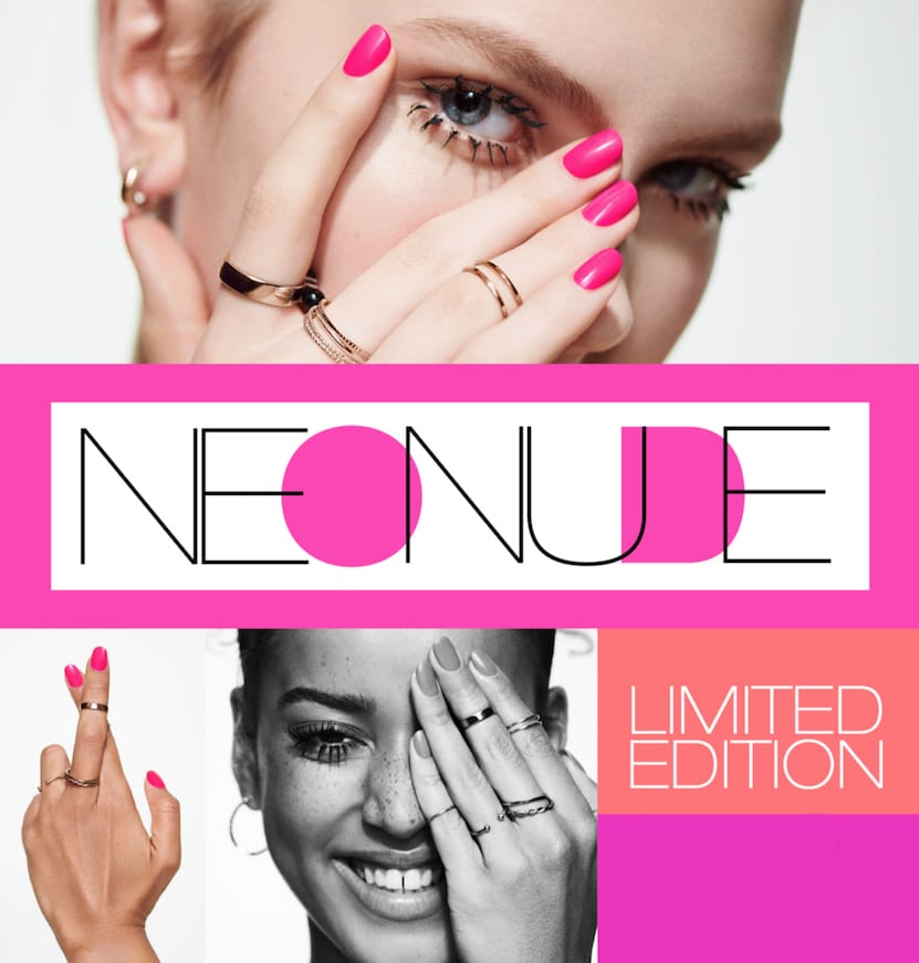 Catrice Neonude Nail Lacquer Collection