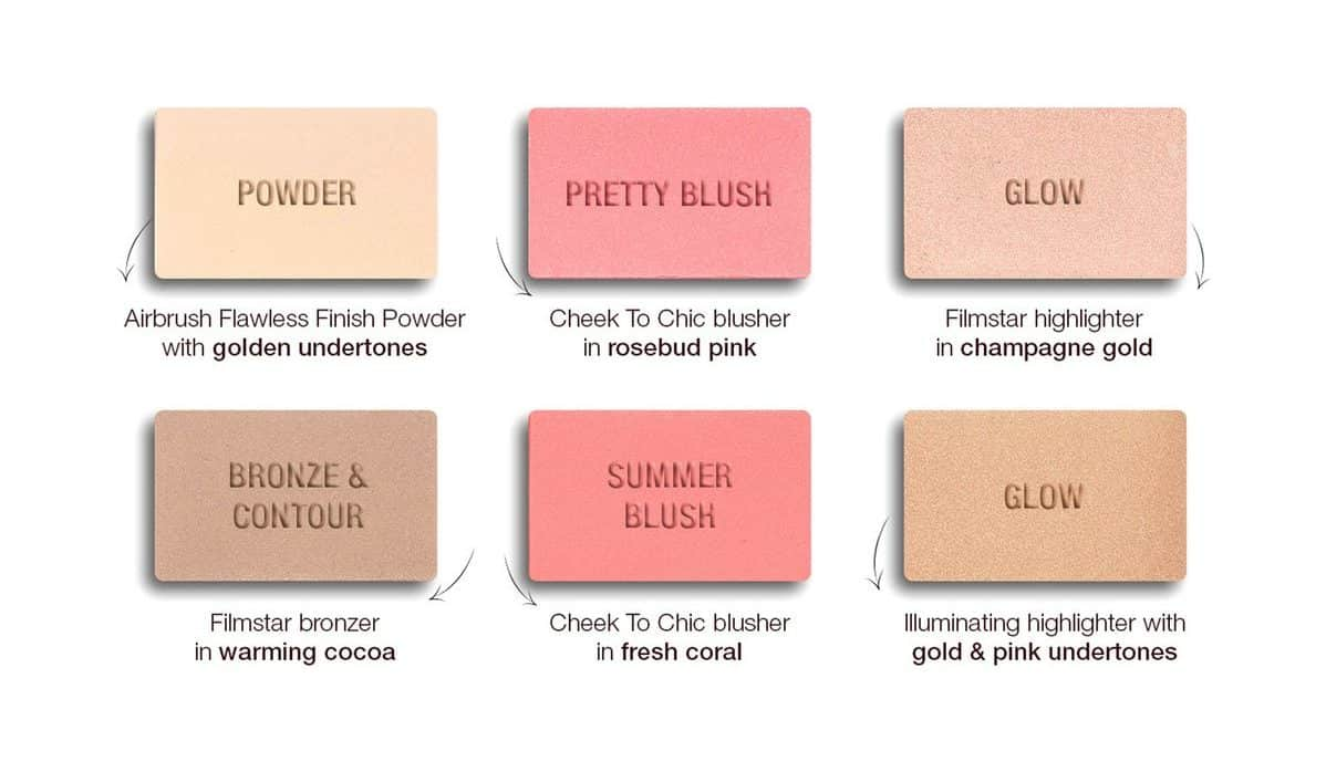 Charlotte Tilbury Glowing Pretty Skin Palette Relaunch June 2020